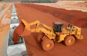 Ebola and iron ore price put London Mining on life support